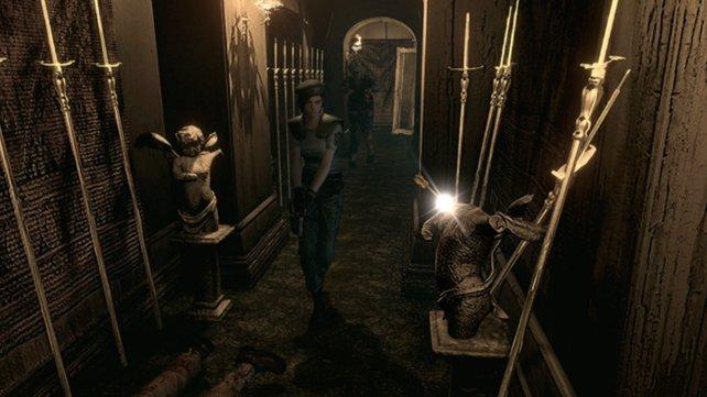 Szenen wie diese bleiben für immer in den Köpfen der Spieler.