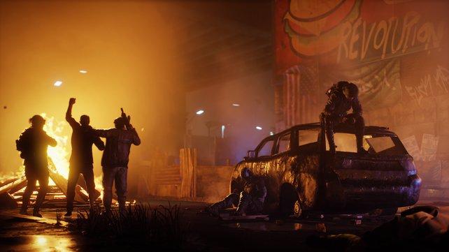 In Homefront - The Revolution dreht sich alles um Anarchie, Unterdrückung und Verzweiflung.