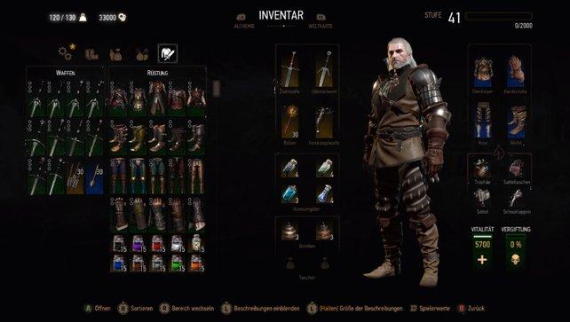 Rüstungen färben und Färbemittel herstellen sind jetzt möglich in The Witcher 3 - Blood and Wine.