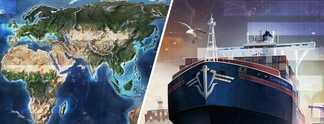 Trans Ocean 2 - Rivals: Das alte Schiff und das Meer - eine rostfreie Liebe