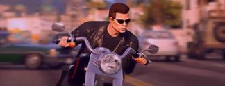 Panorama: GTA 5: Fans stellen Terminator 2 nach