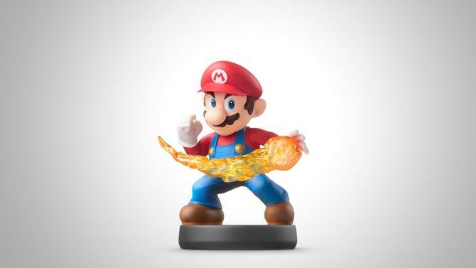 """Die Auswahl an Amiibo-Figuren wächst stetig. Nintendo produziert alle bekannten Charaktere. Den Anfang macht die """"Super Smash Bros.""""-Reihe -  allen voran Mario."""