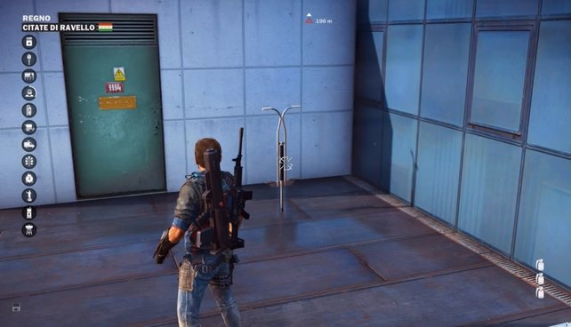 Das lustigste Fortbewegungsmittel in Just Cause 3.