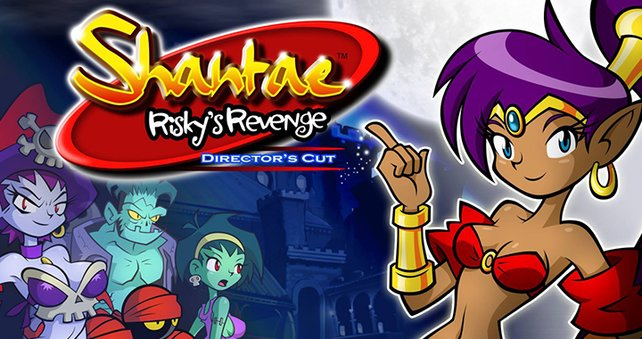 Shantae präsentiert ihre Anfänge.