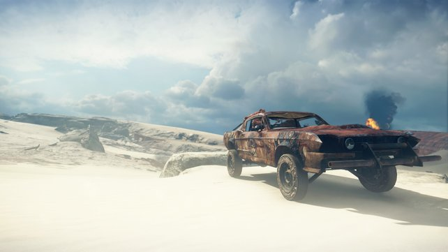 Fahrzeuge in Mad Max