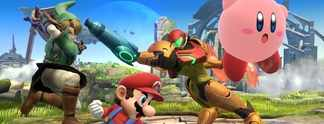 "Super Smash Bros.: ""Wii U""-Version unterst�tzt ""Preloading""-Funktion"