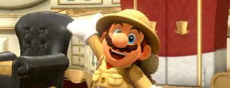 Nintendo Direct: Neue Informationen zu Super Mario Odyssey, Wolfenstein 2 und mehr