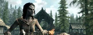 "Skyrim-Mod ""Skywind"" bringt Nachschub an Morrowind-Dunkelelfen"