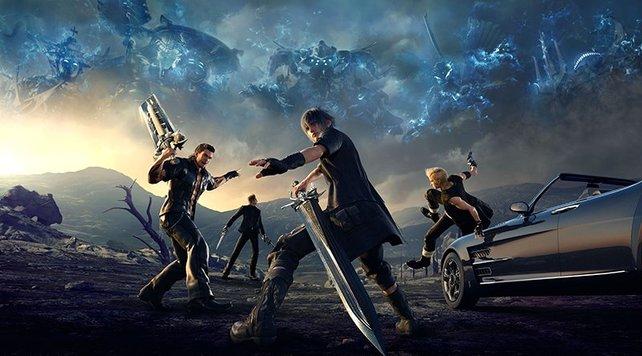 Square Enix kündigt Closed Beta zu Final Fantasy XV Mehrspieler-Erweiterung an