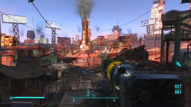 Diamond City-Market