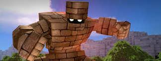 Dragon Quest - Builders: Minecraft auf Japanisch