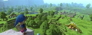 Dragon Quest - Builders: Ein Rollenspiel hat die richtige Abzweigung erwischt