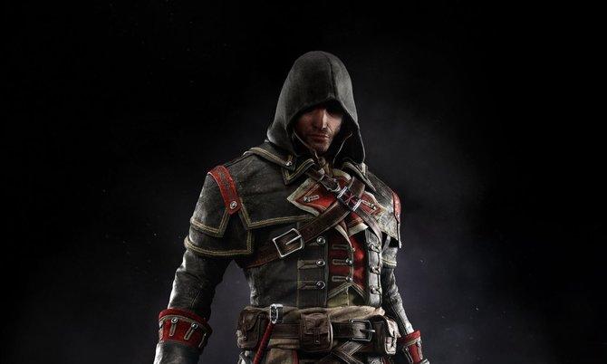 Zuvor ein Assassine, jetzt auf den Seiten der Templer. Der neue Held in Assassin's Creed - Rogue.
