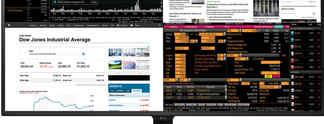 Panorama: Neuer 4K-Monitor von LG: Vier Spiele gleichzeitig spielen