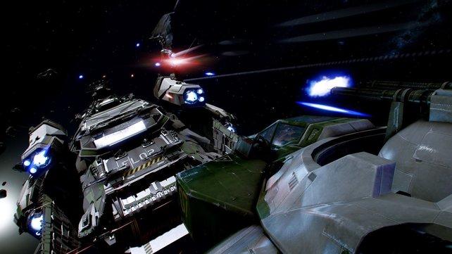 Star Citizen könnte die Revolution der Weltraum-Spiele werden ... oder ein Flop.