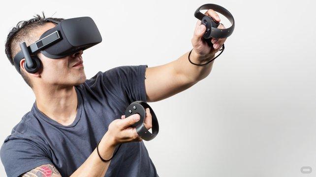 """Abgefahren: """"Virtual Reality""""-Brillen wie Oculus Rift spielen mit euren Sinnen!"""