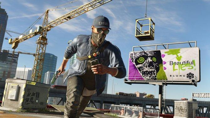 In Watch Dogs 2 für PC, PS4 und Xbox One geht es diesmal nach San Francisco.