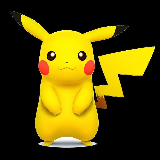 Das ist Pikachu. Ihr kennt Pikachu. Falls nicht: Bitte sofort drei Pokémon-Spiele durchspielen.