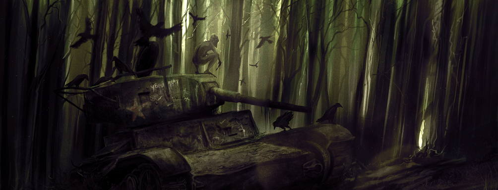 Begleitet uns im Video ... durch den Wald