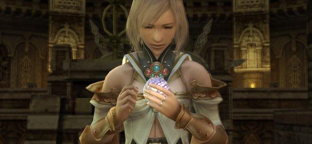 Die kämpferische Prinzessin darf in keinem JRPG fehlen. Hier: Prinzessin Ashe aus  Final Fantasy 12.
