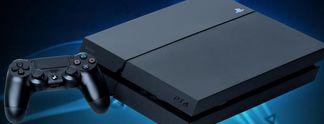 PlayStation 4: Verteilung von Systemaktualiserung 3.0 beginnt