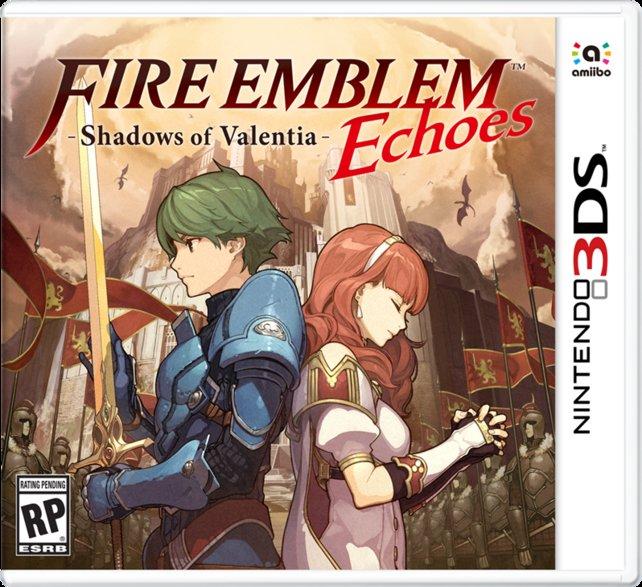 Fire Emblem - Echoes ist nur einer von drei angekündigten Serienablegern.