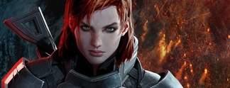 Wahr oder falsch? #124: War ein m�nnlicher Shepard urspr�nglich nie vorgesehen?