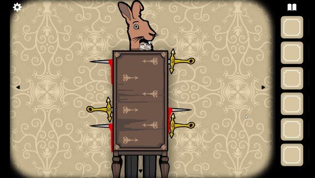 Mr. Rabbits letzter großer Auftritt.