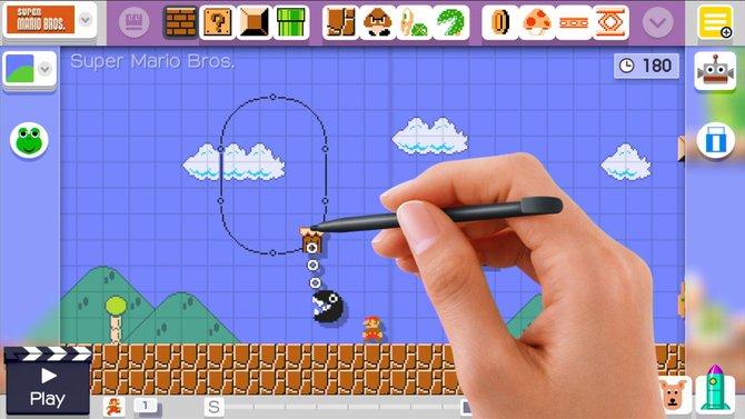 Mit dem Super Mario Maker zeigt Nintendo, wie ein guter Level-Editor aussehen kann.
