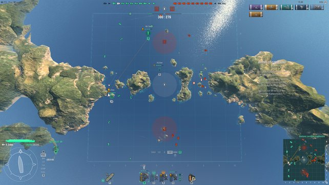 Mit Flugzeugträgern spielt ihr eher ein Echtzeitstrategiespiel als einen Shooter.