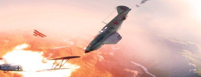 World of Warplanes hält dieses Wochenende unzählige Angebote und Aufträge für euch bereit.