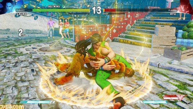 Elektrisierender Sturm (Quelle: Famitsu.com)