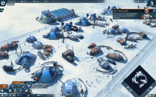 In der Arktis gibt es seltene Ressourcen. Doch hier gestaltet sich der Städtebau am schwierigsten von allen Gebieten. Denn es ist kalt.