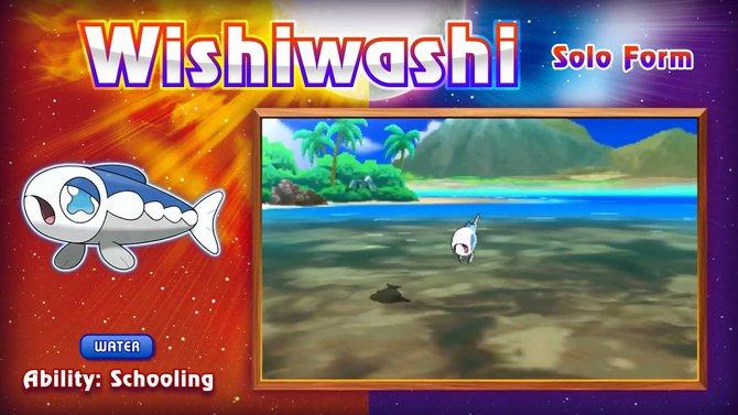 So sieht das neue Fisch-Pokémon normalerweise aus.