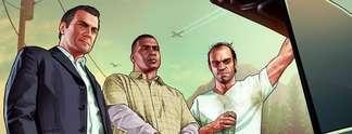 GTA 5: Neue Aktualisierung sorgt auf der PS4 f�r Probleme