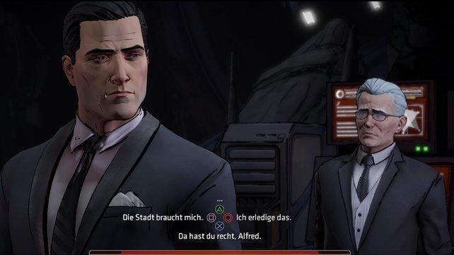 Nur wenige Dialoge sind wirklich spannend.