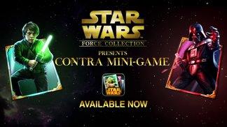 Contra Minigame Launch Trailer