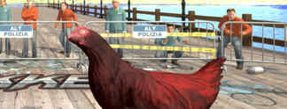 Panorama: Chikken: Aus Counter-Strike wird Tekken mit H�hnern
