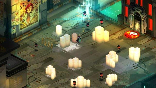 Transistor ist das neue Spiel der Macher von Bastion.