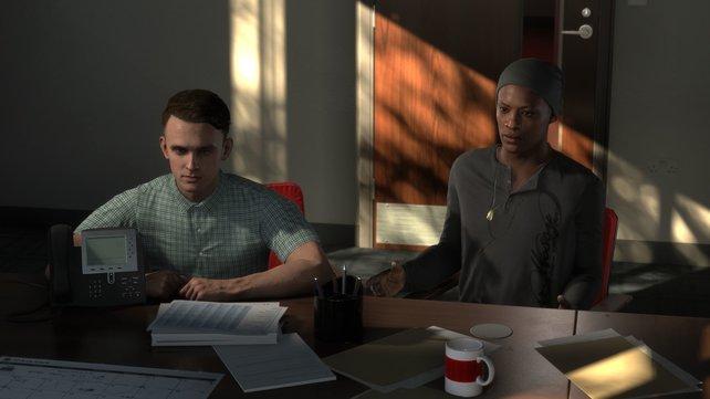 EA tut es der Konkurrenz von 2K gleich und liefert eine spannende Kampagne.