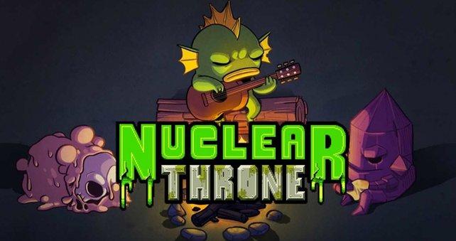 Der Weg zum nuklearen Thron ist lang und hart.