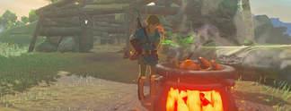 The Legend of Zelda - Breath of the Wild: Ihr k�nnt direkt zum Endgegner