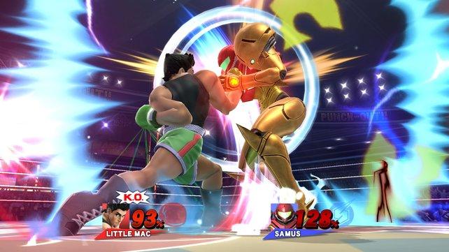 Der beste Grund zur Anschaffung der Amiibos: Super Smash Bros. auf Wii U und 3DS.