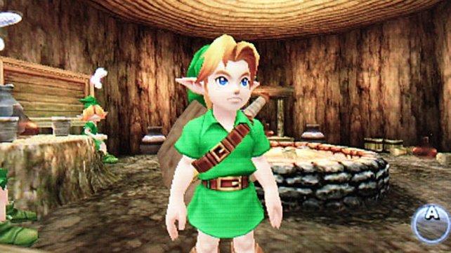 Die Figuren sehen viel besser aus als noch auf dem N64.