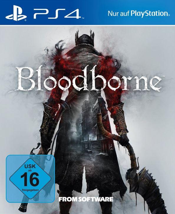 Jetzt kommen diese Sadisten mit Bloodborne