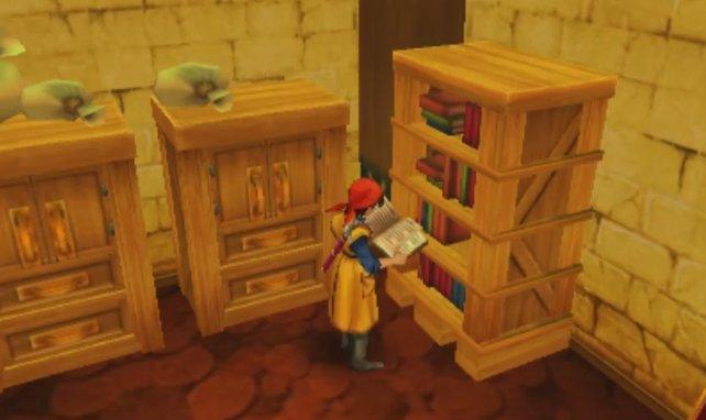 Die Rezepte in Dragon Quest 8 müsst ihr nicht studieren - wir helfen euch!