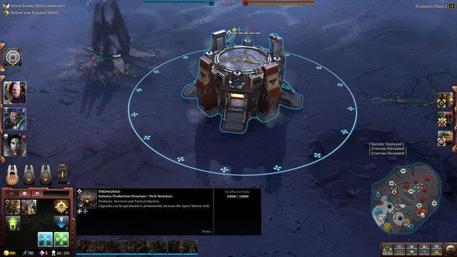 Dawn of War 3 bringt den Basenbau zurück.