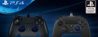 Sony gibt gr�nes Licht f�r neue PS4-Controller von Razer und Nacon