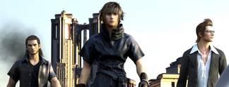 """Final Fantasy 15: Video zeigt die Stadt """"Restarg"""", weitere Details zum Spiel"""