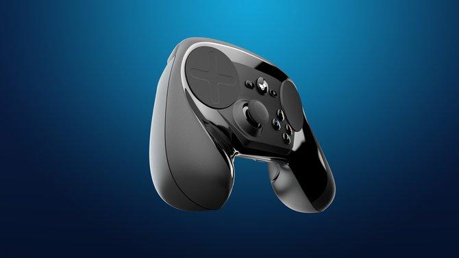 Controller oder Maus mit Tastatur? Der Steam Controller von Valve versucht die Vorzüge beider Welten zu verbinden.